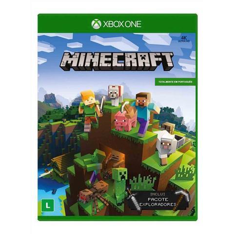 Imagem de Minecraft + Pacote Exploradores - Xbox One