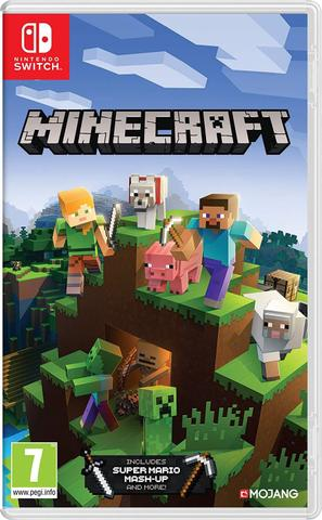 Jogo Minecraft - Switch - Mojang