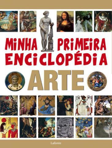 Imagem de Minha primeira enciclopedia - arte
