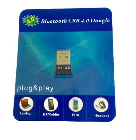Imagem de Mini Adaptador Bluetooth Csr Ver. 4.0 Dongle Oem