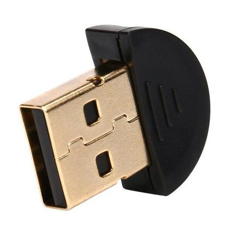 Imagem de Mini Adaptador Bluetooth USB 4.0 Para PC Win XP Vista 7/8/10