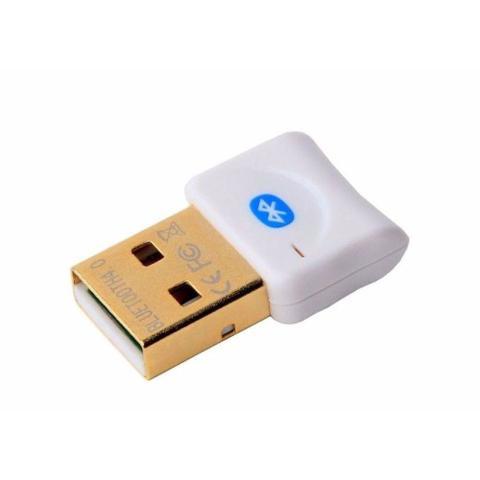 Imagem de Mini Adaptador USB Bluetooth 4.0 Dongle WH