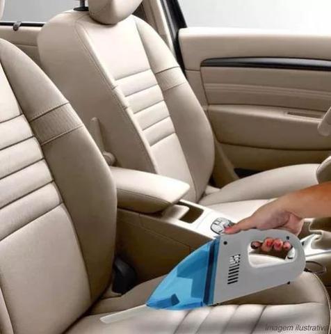 Imagem de Mini Aspirador De Pó Automotivo 60w Carro 12v Portátil