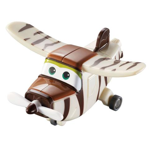 Imagem de Mini Avião Super Wings - 6 cm - Belo ChangeEm Up - Intek