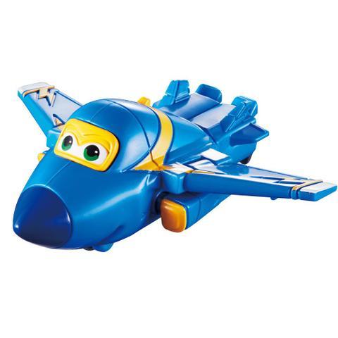 Imagem de Mini Avião Super Wings - 6 cm - Jerome ChangeEm Up - Intek