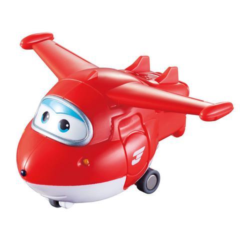 Imagem de Mini Avião Super Wings - 6 cm - Jett ChangeEm Up - Intek