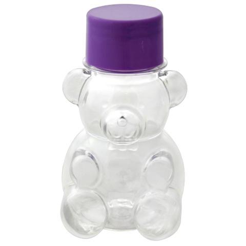 Imagem de Mini Baleiro Tubete Ursinho Lembrancinha Maternidade kit com 10 unidades