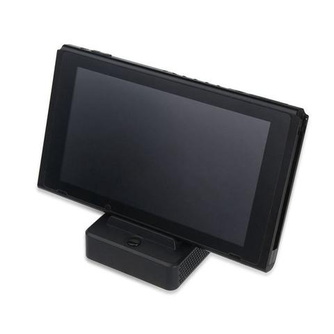 Imagem de Mini Base Nintendo Switch Carregador Conversor TV Video para HDMI USB 3.0 5V 2A video game
