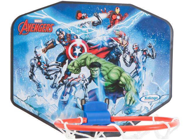Imagem de Mini Basket Marvel Avengers