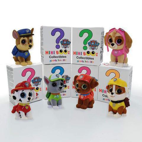 Imagem de Mini Beanie Boos Patrulha Canina Colecionáveis Surpresa - Ty
