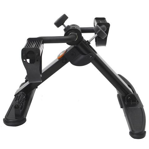 Imagem de Mini bicicleta cicloergômetro dobrável com massageador e monitor WCT Fitness 55555033