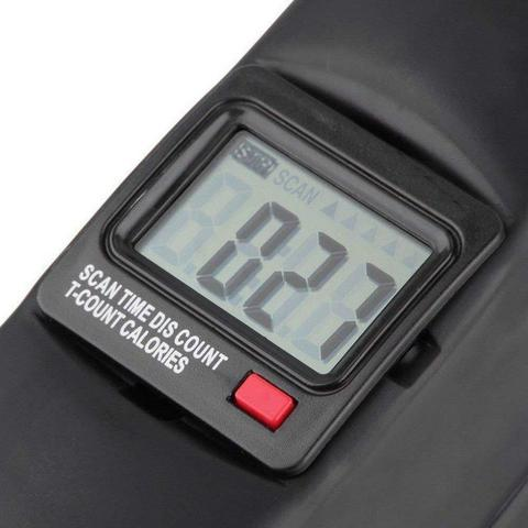 Imagem de Mini bicicleta com monitor preta 55555504