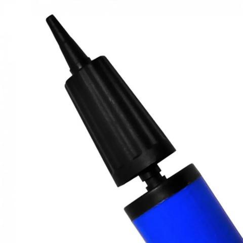Imagem de Mini Bomba para Bola de Pilates e Inflaveis Bexigas Bico de 7mm  Liveup
