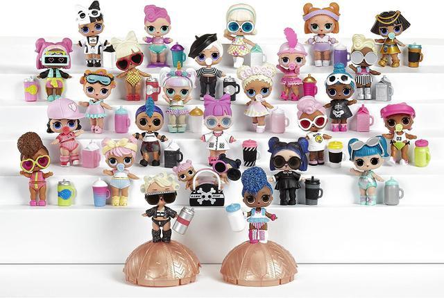 Imagem de Mini Boneca Lol Com 9 Surpresas Confetti Pop Candide