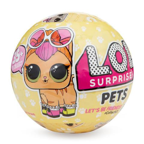 Imagem de Mini Boneca LOL Surpresa - Lil Outrageous Littles - Pets - Serie 3