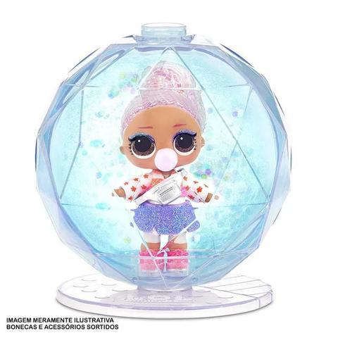 Imagem de Mini Boneca - LOL Surprise! - Glitter Globe - Winter Disco - 8 Surpresas - Candide