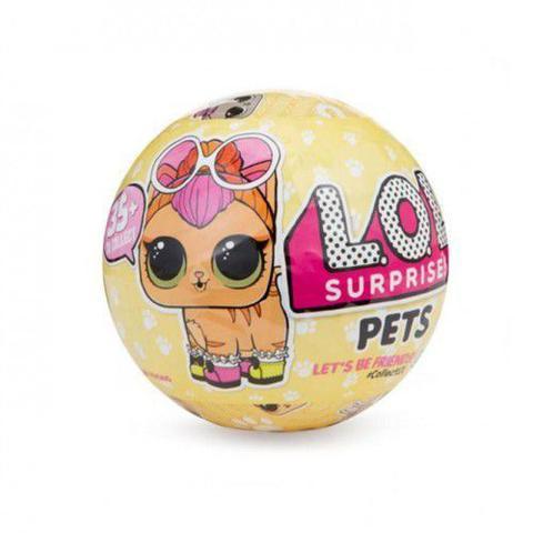 Imagem de Mini Boneca LOL Surprise Pets Colecionavel Candide