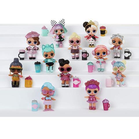 Imagem de Mini Boneca Surpresa - LOL - Bling Serie - Candide