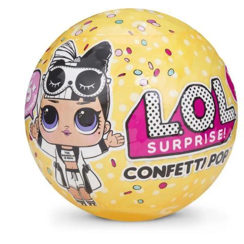 Imagem de Mini Boneca Surpresa - LOL - Confetti Pop - Série 3