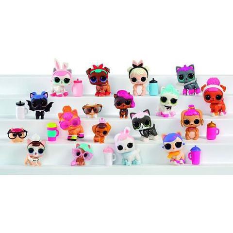Imagem de Mini Boneca Surpresa - LOL - Pets - PETS CACHORRINHO
