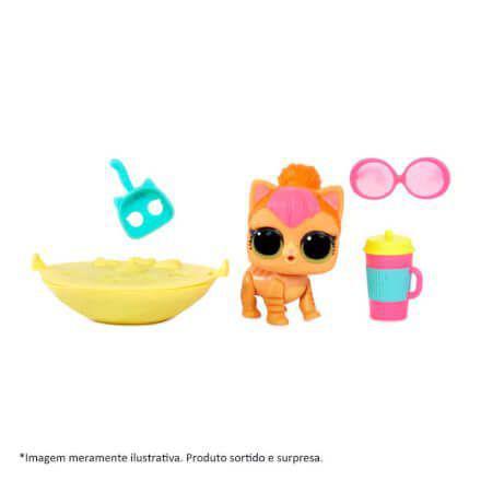 Imagem de Mini Boneca Surpresa - LOL - Pets - Série 3 - Candide