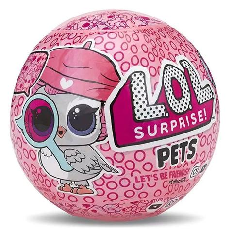 Imagem de Mini Boneca Surpresa - LOL - Pets - Série 4 - 7 Surpresas - Candide