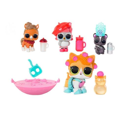Imagem de Mini Boneca Surpresa - LOL - Pets - Série Eye Spy - Candide