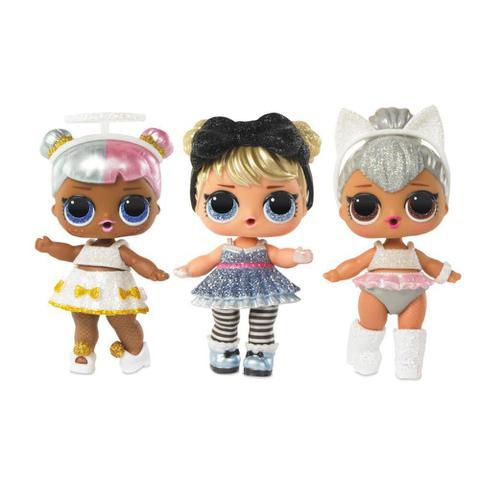Imagem de Mini Boneca Surpresa - LOL Surprise - Glam Glitter - 7 Surpresas - Candide