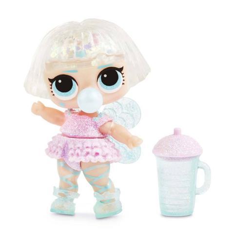 Imagem de Mini Boneca Surpresa - LOL Surprise - Glitter Globe - 8 Surpresas - Candide