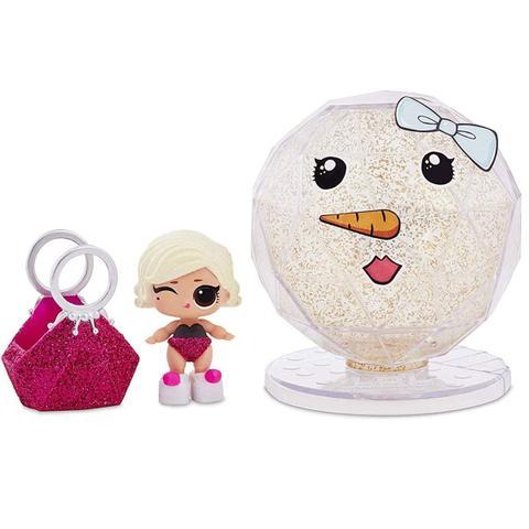 Imagem de Mini Boneca Surpresa - LOL Surprise! - Lils - Winter Disco - Candide