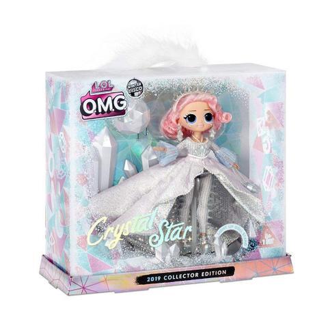 Imagem de Mini Boneca Surpresa - LOL Surprise - OMG Crystal Star - Edição Colecionador - Candide