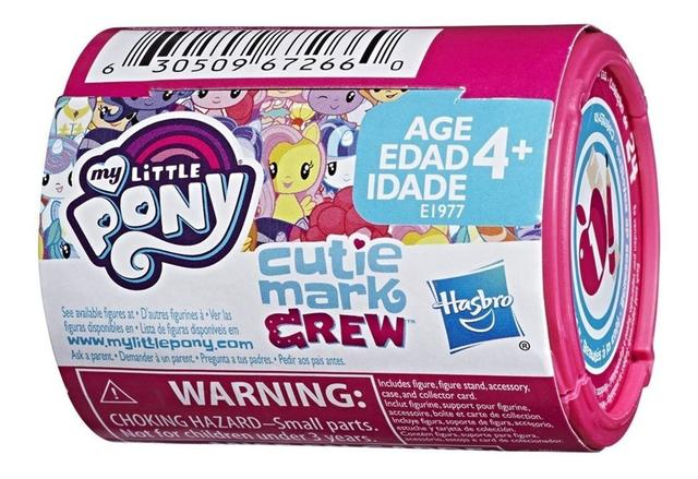 Imagem de Mini Boneca Surpresa My Little Pony Cutie Mark Crew Hasbro