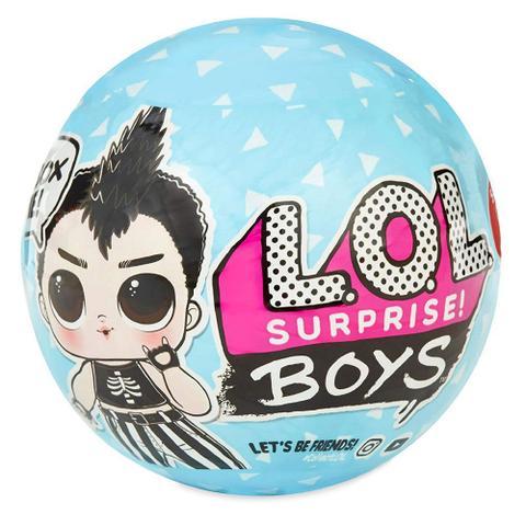 Imagem de Mini Boneco Surpresa - LOL Surprise! - Boys - 7 Surpresas - Candide