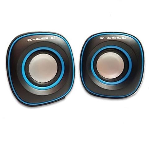 Imagem de Mini Caixa de Som para PC/Notebook XC-CM-12 - X-Cell 5W