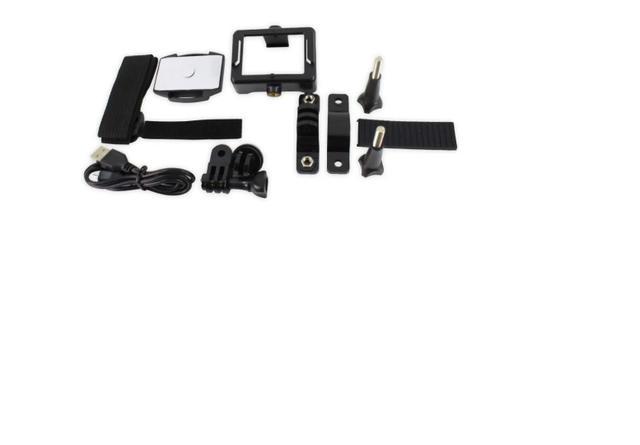 Imagem de Mini Câmera Filmadora Sports Hd 1080p Carro Moto Capacete