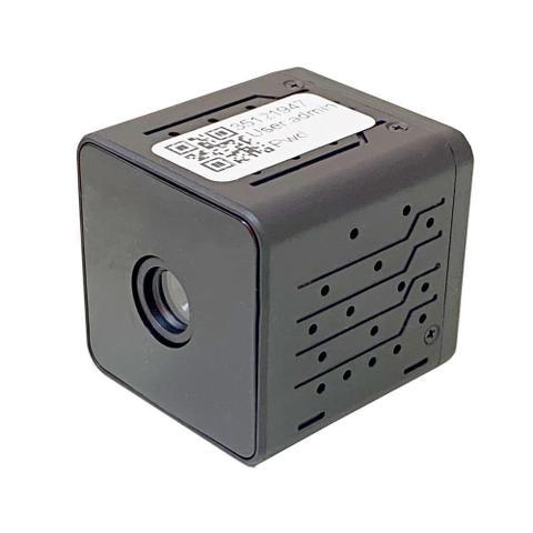 Imagem de Mini Câmera Wifi IP HD 1080p Filma no Escuro com Infra Espiã Portátil Acesso Via Aplicativo Celular