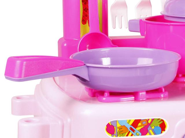 Imagem de Mini Cheff com Água Calesita Infantil
