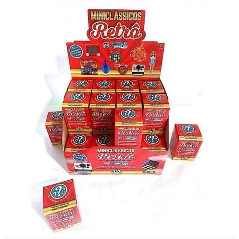 Imagem de Mini Clássicos Retrô - Embalagem Surpresa - DTC