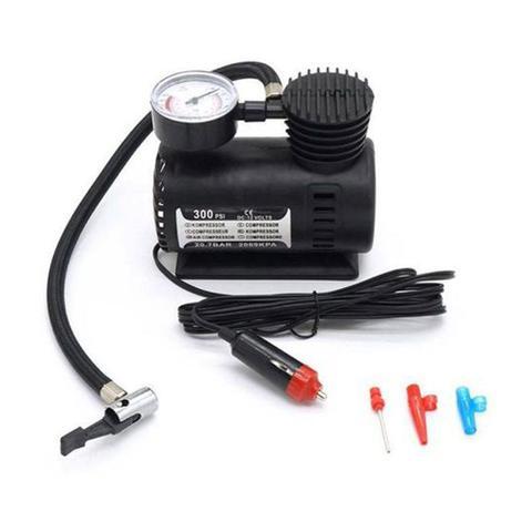 Imagem de Mini Compressor Ar Automotivo Portátil 300 Psi  12v