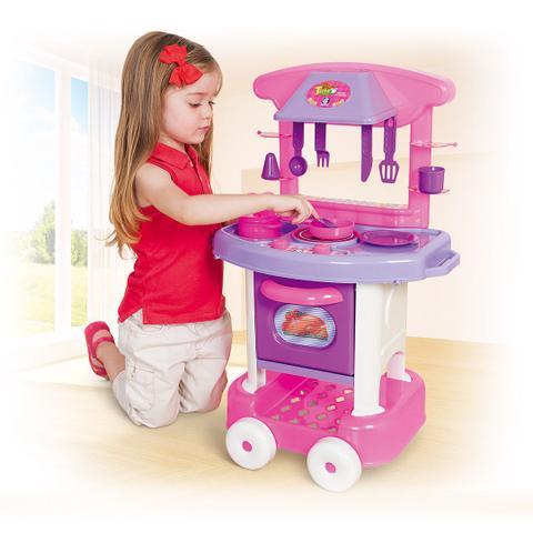 Imagem de Mini Cozinha Infantil Play Time 2008 - Cotiplás