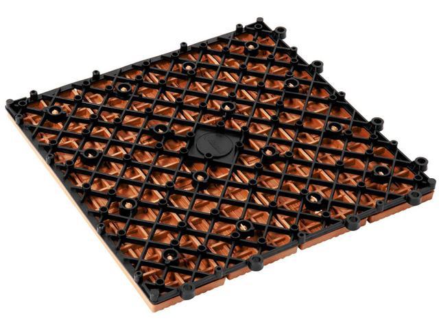 Imagem de Mini Deck de Polipropileno Frisado Caramelo