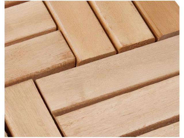 Imagem de Mini Deck Modular de Madeira de Eucalipto