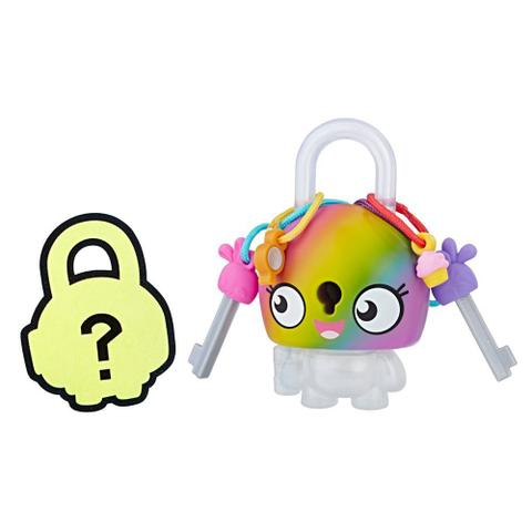 Imagem de Mini Figura - Cadeado Surpresa - Lock Stars - Arco Íris - Hasbro