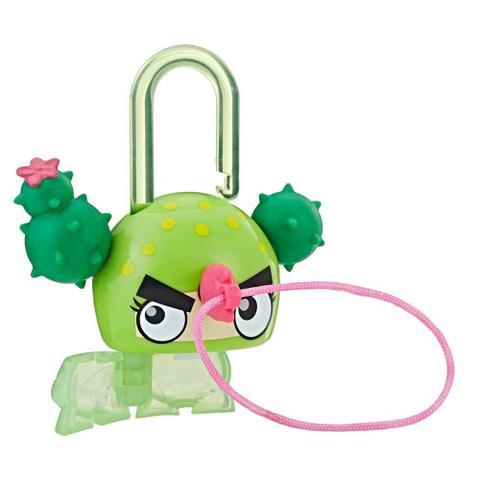 Imagem de Mini Figura - Cadeado Surpresa - Lock Stars - Cacto - Hasbro