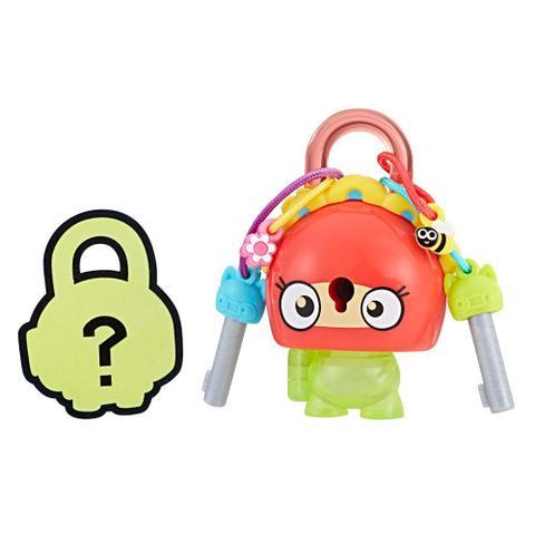 Imagem de Mini Figura - Cadeado Surpresa - Lock Stars - Flower - Hasbro