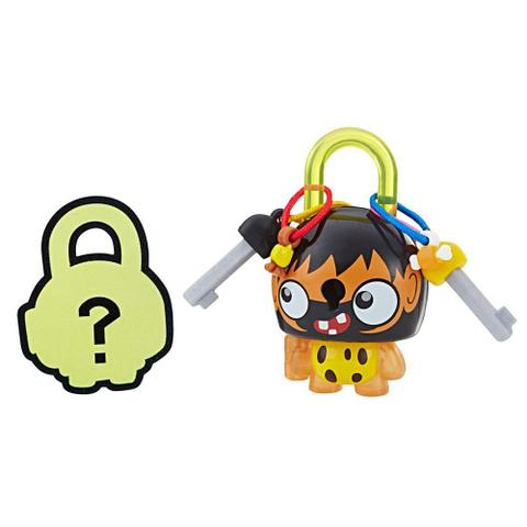 Imagem de Mini Figura - Cadeado Surpresa - Lock Stars - Homem da Caverna - Hasbro