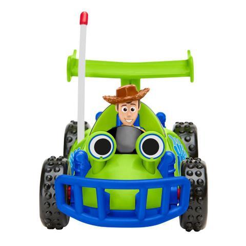 Imagem de Mini Figura e Veículo - 20 Cm - Wood - Imaginext - Disney - Pixar - Toy Story 4 - Fisher-Price