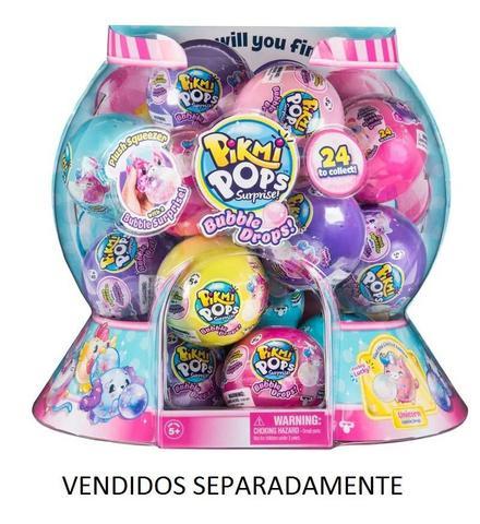 Imagem de Mini Figura Sortidas Bubble Drops Pikmi Pops - DTC 5091