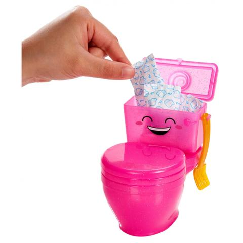 Imagem de Mini Figura Surpresa com Troninho - Pooparoos Surpriseroos - Mattel