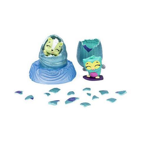 Imagem de Mini Figura Surpresa - Hatchimals Colleggtibles - Série 5 - 2 Surpresas - Sunny - SERIE 5
